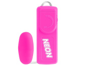 Pipedream Products Neon Triple Play Vibrator Kit, Pink, 1.6kg