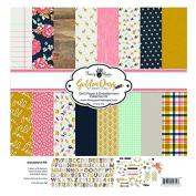 Fancy Pants Designs Collection Kit 30cm x 30cm -Golden Days