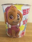 Childrens Waste Paper Bin / Toy storage - Paw Patrol - Best PUPS