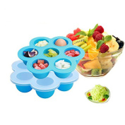 VWH Baby Food Freezer Storage Container Silicone Tray