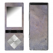 "Disagu Design Skin for Sony NWZ-A15 - motif ""Stone-Wall"""