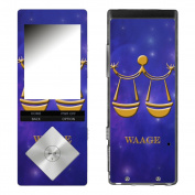 "Disagu Design Skin for Sony NWZ-A15 - motif ""Waage"""