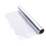 1 Roll BBQ Foil Paper Baking Aluminium Tin Oven Grill Tinfoil Paper 5M*30CM By Wetrys