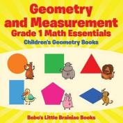 Geometry and Measurement Grade 1 Math Essentials