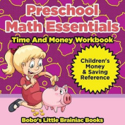 Preschool Math Essentials - Time and Money Workbook