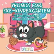 Phonics for Pre-Kindergarten