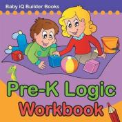Pre-K Logic Workbook