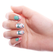 HIGH'S Pattern Series 2016 Summer Collection Manicure Nail Stickers Nail Wraps, Tribal