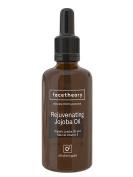 Regenerating 100% Organic Jojoba Oil O2. Great for all skin, hair, face and nails.