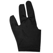 Bluelans® Spandex 3 Finger Pool Shooters Billiard Glove