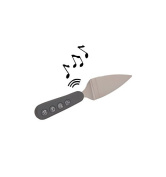 Music Knife Cake Cutter And Cakes with Melodies
