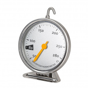 SZTARA Stainless Steel Oven Thermometer with Hanging Hook Kitchen Baking Tool 50-280 Degrees