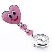 PromiseU Nurse Doctor Paramedic Tunic Brooch Fob Watch Medical Watch