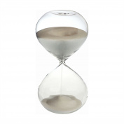 Nicola Spring 30 minutes Glass Sand Clock Kitchen Timer