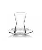 12pcs Tea Glasses Luxury Design Turkish Tea Glass Cay Bardagi Cups Saucers From UK