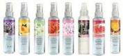 6 x Avon Naturals Scented Spritz Room Linen Home Spray 100ml - Mixed Fragrances