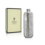 English Pewter Company Celtic Design 90ml Top Pocket Pewter Hip Flask