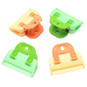 VWH Plastic Food Sealed Clips Storage Seal Bag Clip Clamp Kitchen Tools