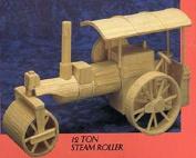 STEAM ROLLER matchstick model construction kit Matchmaker