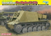 6721 1/35 5cm Pak 38 L/60 auf Fgst.Pz.Kpfw.II (Sf) by Dragon Models USA