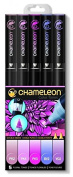 Chameleon Floral Colour Tone Marker Set of 5