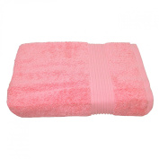 Julie Julsen Guest Towel 30 x 50 cm Available in 17 Colours Soft and Absorbent 500gsm Oeko Tex, pink, 30 cm x 50 cm