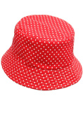 Kid Baby Canvas Foldable Sun Bucket Hat Cap for Outdoors Activities