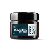 BigBoy Men's Moisturising SPF20 Cream - 50ml - Made in Italy