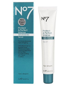 No7 Protect & Perfect Intense ADVANCED Serum ***50ml*** FOR MORE ADVANCED SIGNS OF AGEING