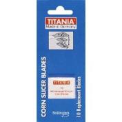 Titania Corn Slicer Blades 10 Pack
