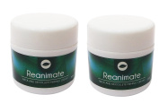 2 x Neck and Décolleté Firming Cream by ReAnimate 50ml - Improve the look of your neckline and décolleté area