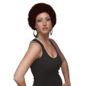 Sepia Costume Mini Afro Synthetic Wig - 4