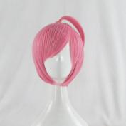 Kusajishi Yachiru BLEACH Pink Short Straight Cosplay Wig