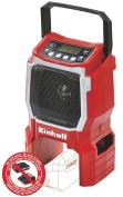 Einhell 3408015 TE-CR 18 Li Solo Power X-Change Cordless Radio - Red