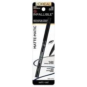 L'Oréal Paris Infallible Matte-Matic Dark Tones Waterproof Eyeliner .30mls