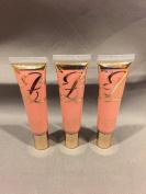 Estee Lauder Pure Colour High Gloss Ultra Brilliance - # 02 Pink Cloud (.24oz / 7ml each) 21ml total