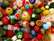 Devardi Glass COE 90 Premium Millefiori, 150mls, Assorted Colours Fusing, Beadmaking