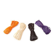 Joseph M Stern Raffia JMS2875.500 4 Colour Halloween Collection, 120ml