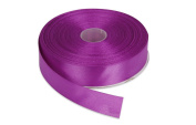 Purple. High End Thick . 2.5cm 50 Yards Roll Ribbons