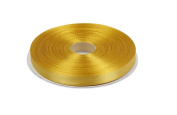 Gold. High End Thick . 2.5cm 50 Yards Roll Ribbons
