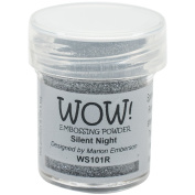 WOW! Embossing Powder 15ml-Silent Night