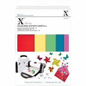 XC174401 Xcut Xtra A5 Coloured Acetate Sheets