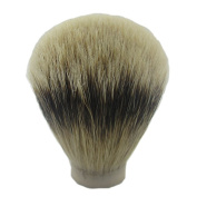 VIGSHAVING 30mm Knot Diameter Silvertip badger hair Shaving Brush Knot