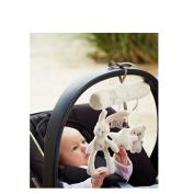 Generic Newborn Baby Pram Bed Bells Soft Hanging Toys