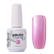 Clou Beaute Gelpolish 15ml Soak Off UV Led Gel Polish Lacquer Nail Art Manicure Varnish Colour Blush Pink 1411