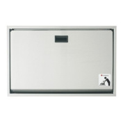 Legacy Stainless Surface Mount Baby Changing Station for Public Restroom