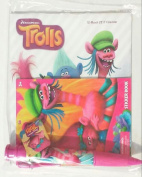Dreamworks Trolls 2017 Calendar Giant Pen and Stickers