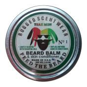 Rugged Scent Wear   Yeah Mon Beard Balm   30ml