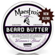 Maestro's Classic Beard Butter Wisemen's Blend 240ml