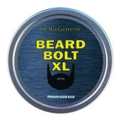 Beard Bolt XL | Facial Hair Growth Stimulating Beard Balm | Premium Leave-In Conditioner